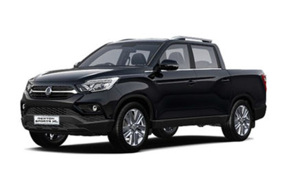 SsangYong Nuovo Rexton Sports XL