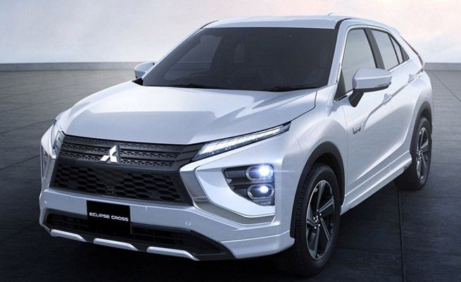 Mitsubishi Eclipse Cross PHEV in vendita a Genova